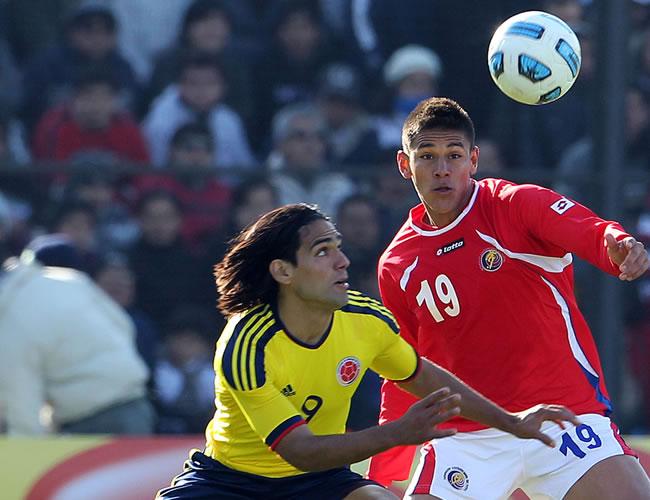 Óscar Duarte, cerca de un grande del fútbol belga