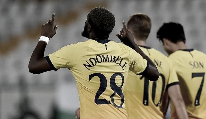 Com emoção: Tottenham vence Lokomotiv Plovdiv e avança nas eliminatórias da Europa League