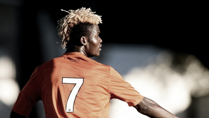 Sunderland complete the signing of Didier Ndong