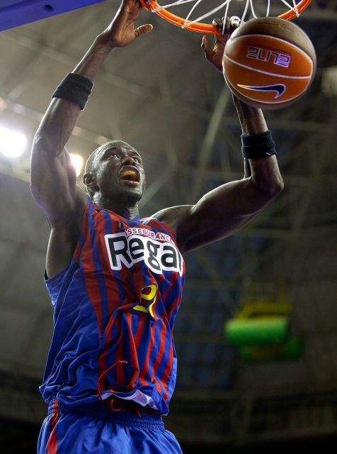 Boni Ndong, el mejor de la Jornada 30 de Liga Endesa