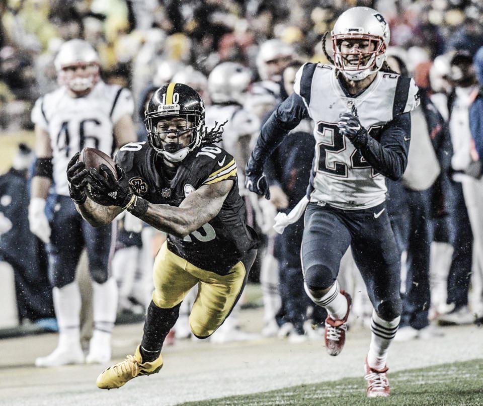El debate: ¿quién ganará en Heinz Field: Patriots o Steelers?