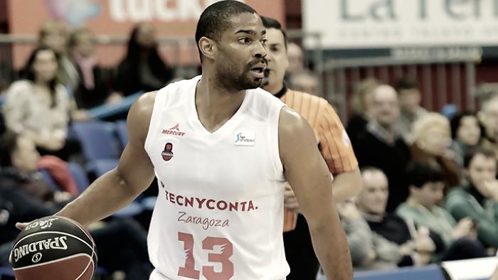 Gary Neal ha marcado un nuevo tope de anotación (45) en Tecnyconta Zaragoza | Foto: ACB Photo