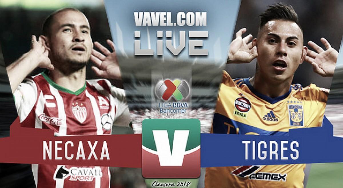 Los Tigres aseguran liguilla tras empatar ante los Rayos (1-1)