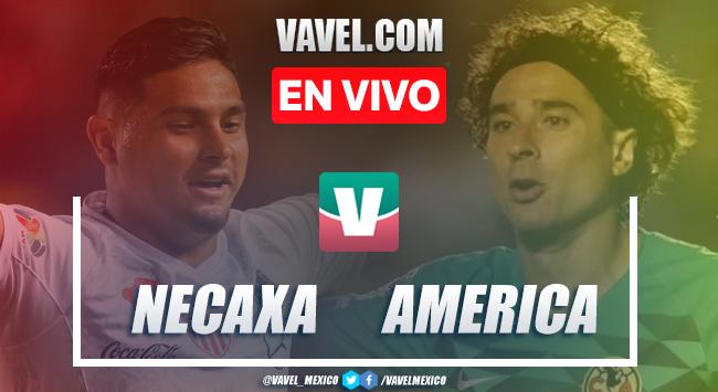 Necaxa vs América EN VIVO cómo ver transmisión TV online en Liga MX 2019 (0-0)