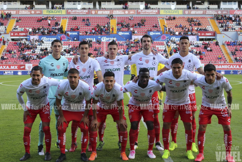 Puntuaciones de Necaxa en la Jornada 3 del Clausura 2020 de la Liga MX