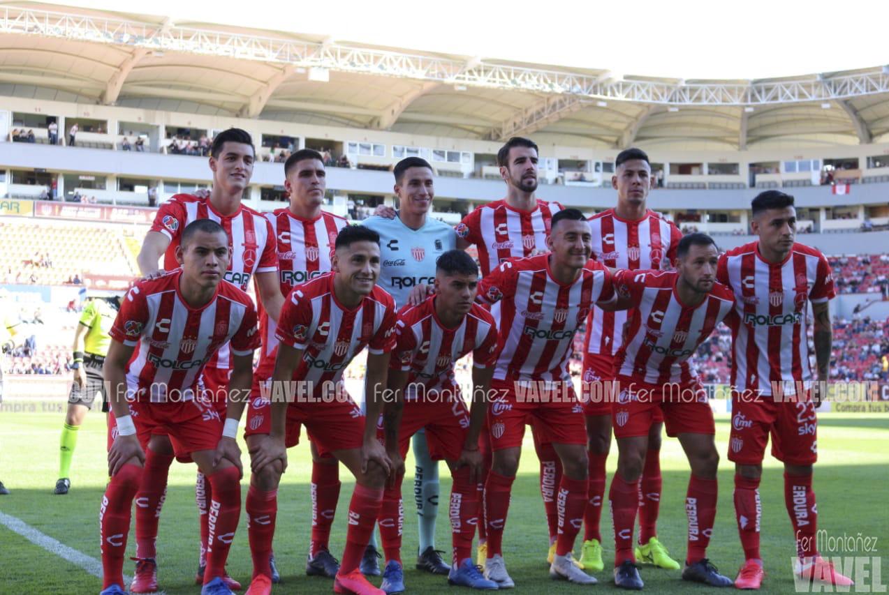 Puntuaciones de Necaxa en la Jornada 6 del Clausura 2020 de la Liga MX