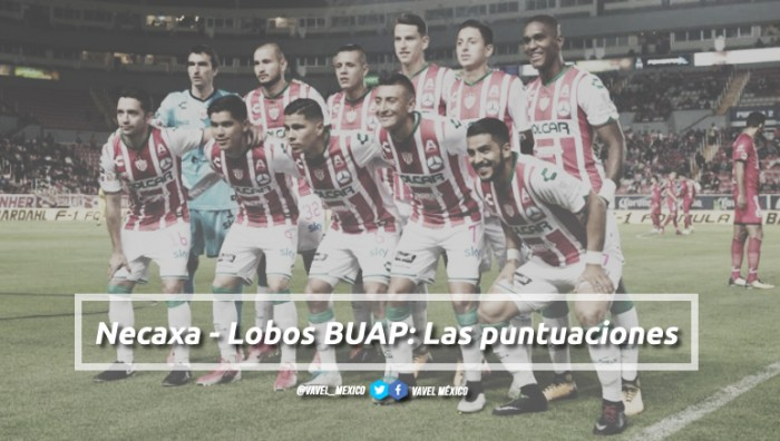 Necaxa 5-0 Lobos BUAP: las puntuaciones de Necaxa