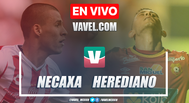 Resumen del Necaxa 0-1 Herediano en partido amistoso 2019