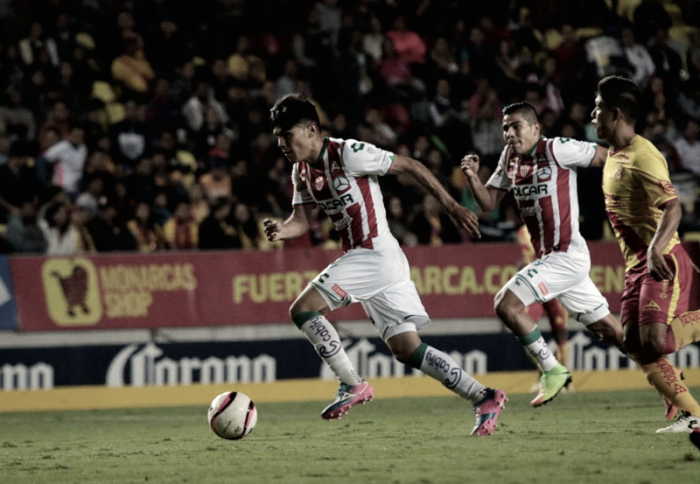 Monarcas 2-1 Necaxa: puntuaciones de Necaxa en la jornada 6 de la Copa MX Apertura 2017.