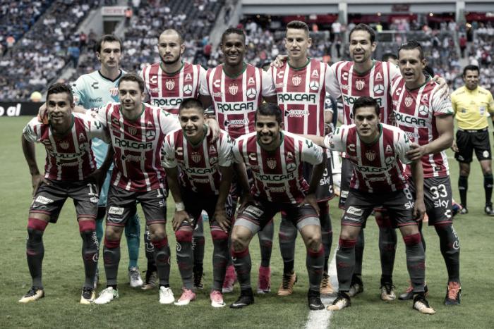 Monterrey 1-0 Necaxa: puntuaciones de Necaxa en la Jornada 8 de la Liga Bancomer MX Apertura 2017.