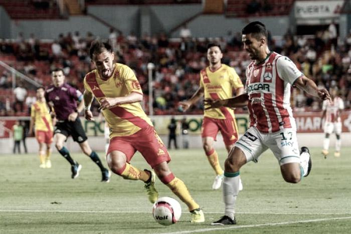 Necaxa 1-1 Monarcas: puntuaciones de Necaxa en la jornada 3 de la Copa Corona MX Apertura 2017