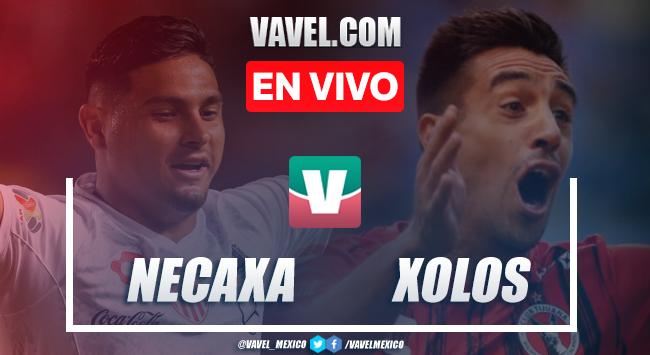 Resumen y video goles Necaxa 3-2 Xolos Tijuana en Apertura 2019