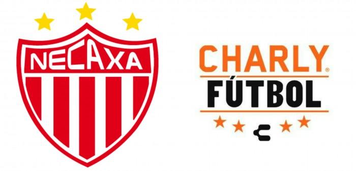 A partir del Apertura 2017, Charly Fútbol vestirá a Necaxa