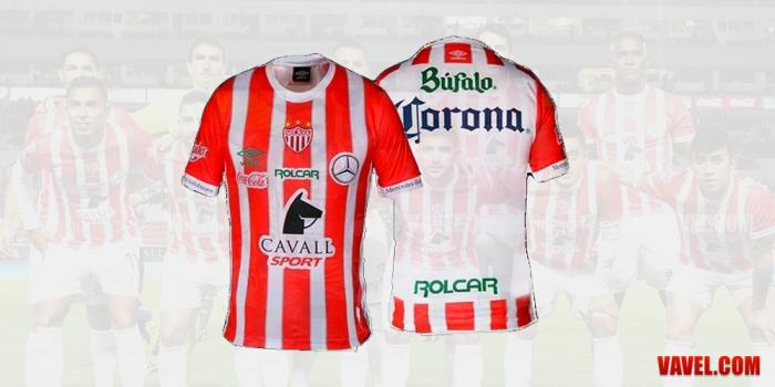 VAVEL México te regala el jersey de Necaxa firmado por el plantel