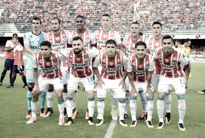 Veracruz 0-2 Necaxa: puntuaciones de Necaxa en la Jornada 1 de la Liga MX Apertura 2017