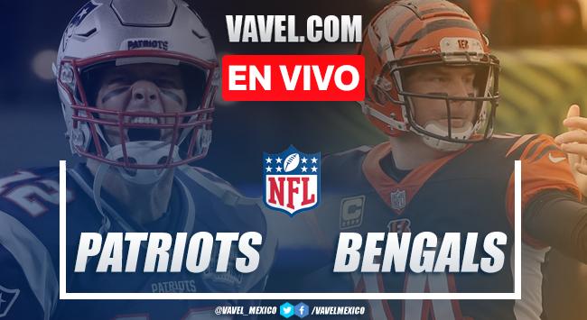 Resumen y touchdowns: New England Patriots 34-13 Cincinnati Bengals en NFL 2019
