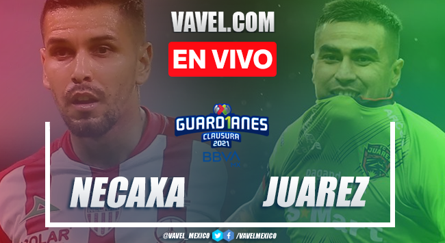 Resumen y Goles del Necaxa 1-0 Juárez en la jornada 12 del Guard1anes 2021