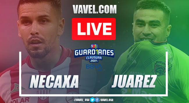 Goals and Highlights of Necaxa 1-0 FC Juarez on Guard1anes 2021