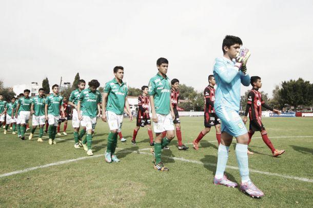 Torneo Sub 15: Necaxa cayó ante León