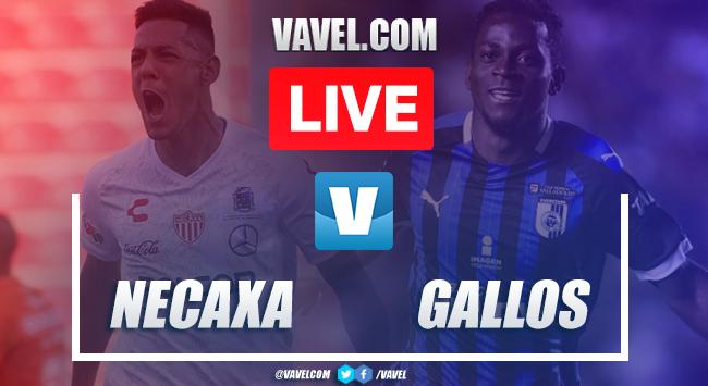 Goals and Highlights: Necaxa 3-0 Queretaro in Liguilla Liga MX 2019
