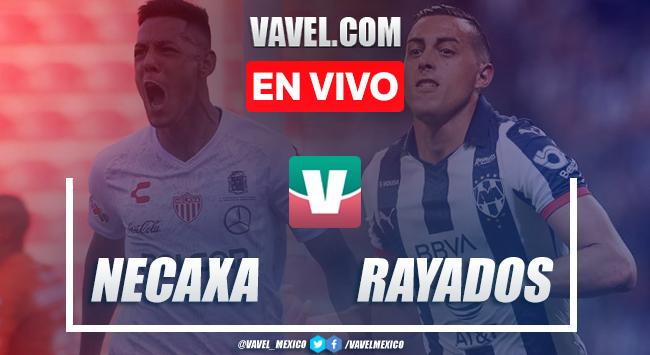 Resumen y goles Necaxa 0-1 Monterrey en Semifinal Liga MX 2019