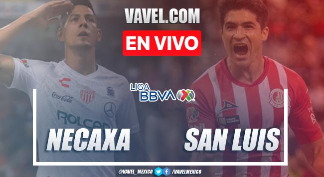 Goles y Resumen: Necaxa 1-1 Atlético de San Luis en Liga MX 2020