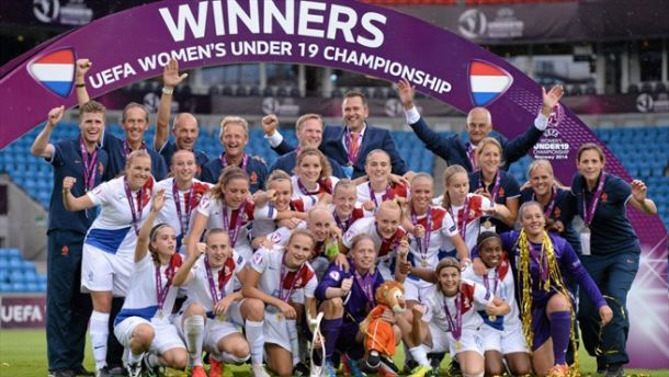 Europeo Femenino Sub-19: Miedema decanta la final