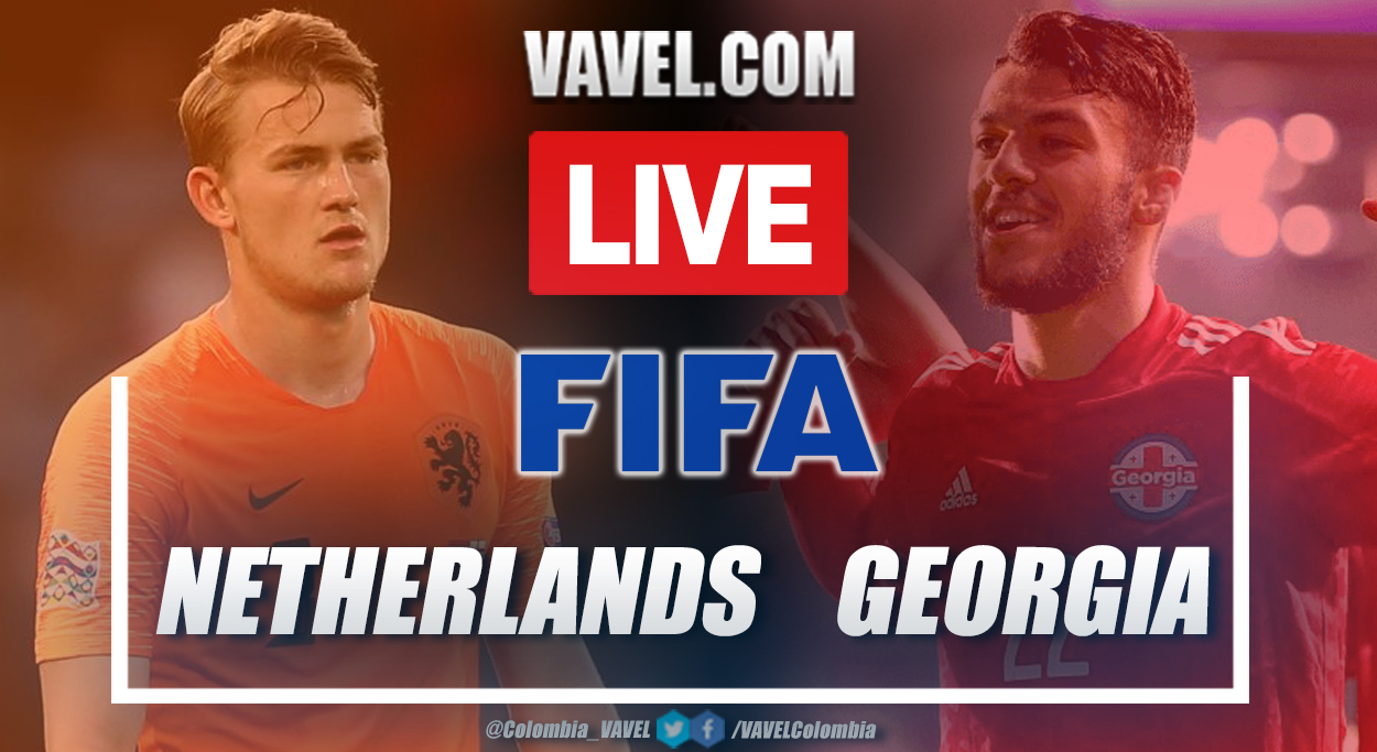 Goals and Highlights: Netherlands 3-0 Georgia in Friendly Game 2021