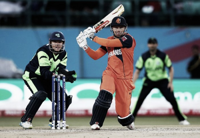 World T20: Ireland collapse to hand Dutch first win