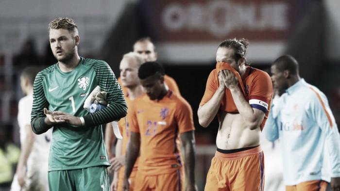 Holanda pierde por primera vez en su historia contra Grecia