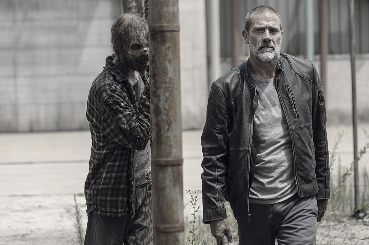El destino de Negan en la décima temporada de 'The Walking Dead'