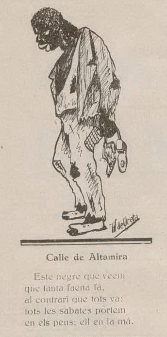 Especial 90º aniversario del Hércules: la leyenda del Negre Lloma