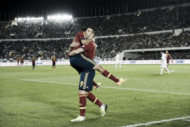 L'Espagne fait le boulot