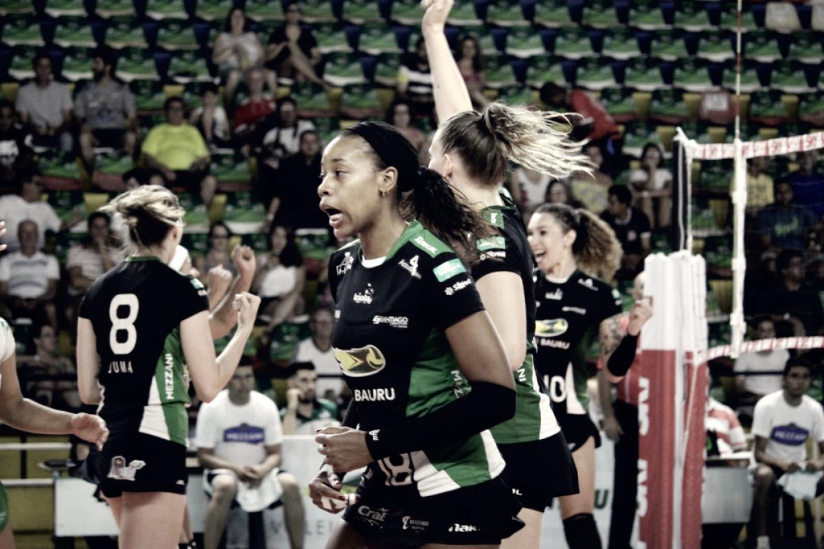 Bauru vence Valinhos e avança aos playoffs da Superliga Feminina ... 685b1fa77c701