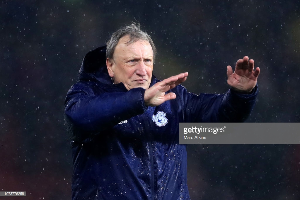 Warnock expresses frustration with Cardiff's January transfer window