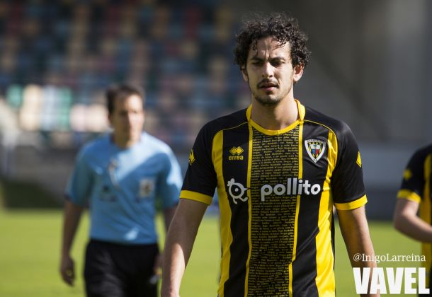 Nacho Neira, un central para el FC Cartagena