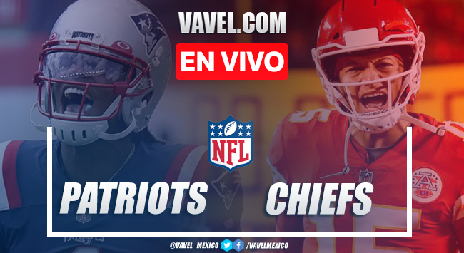 Resumen y Touchdowns del New England Patriots 10-26 Kansas City Chiefs en NFL 2020