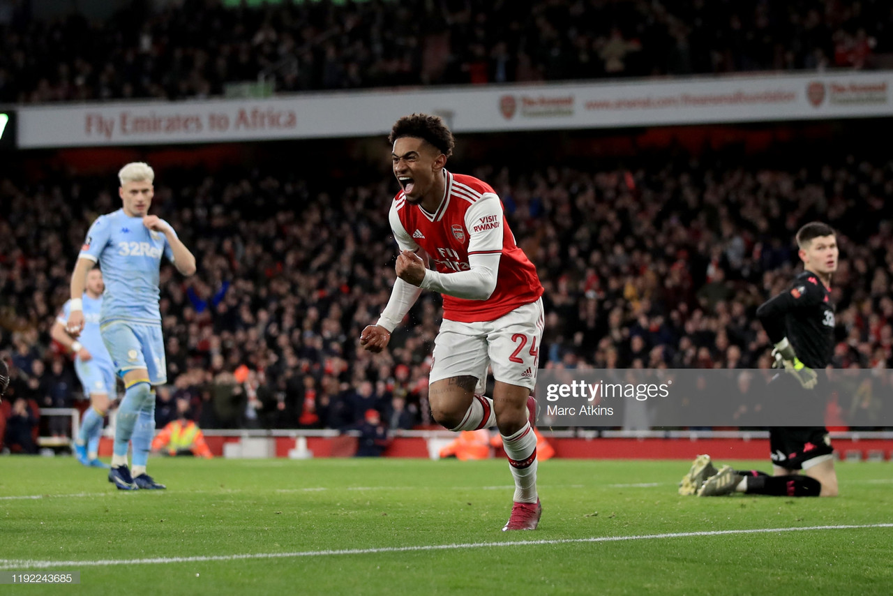 Arsenal 1-0 Leeds United: Gunners head for Fourth Round trip to Bournemouth