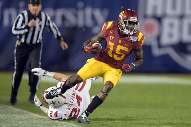 Nelson Agholor Selected #20 By Eagles To Bolster Receiving Corps