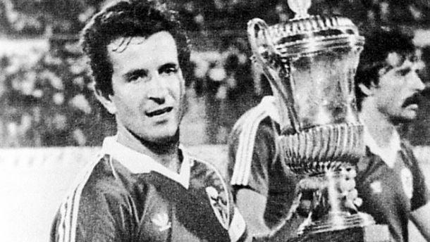 Nené: o goleador silencioso do Benfica faz hoje 65 anos