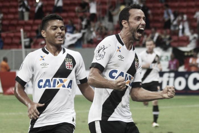 Vasco vence Vila Nova e mantém 100% de aproveitamento na Série B