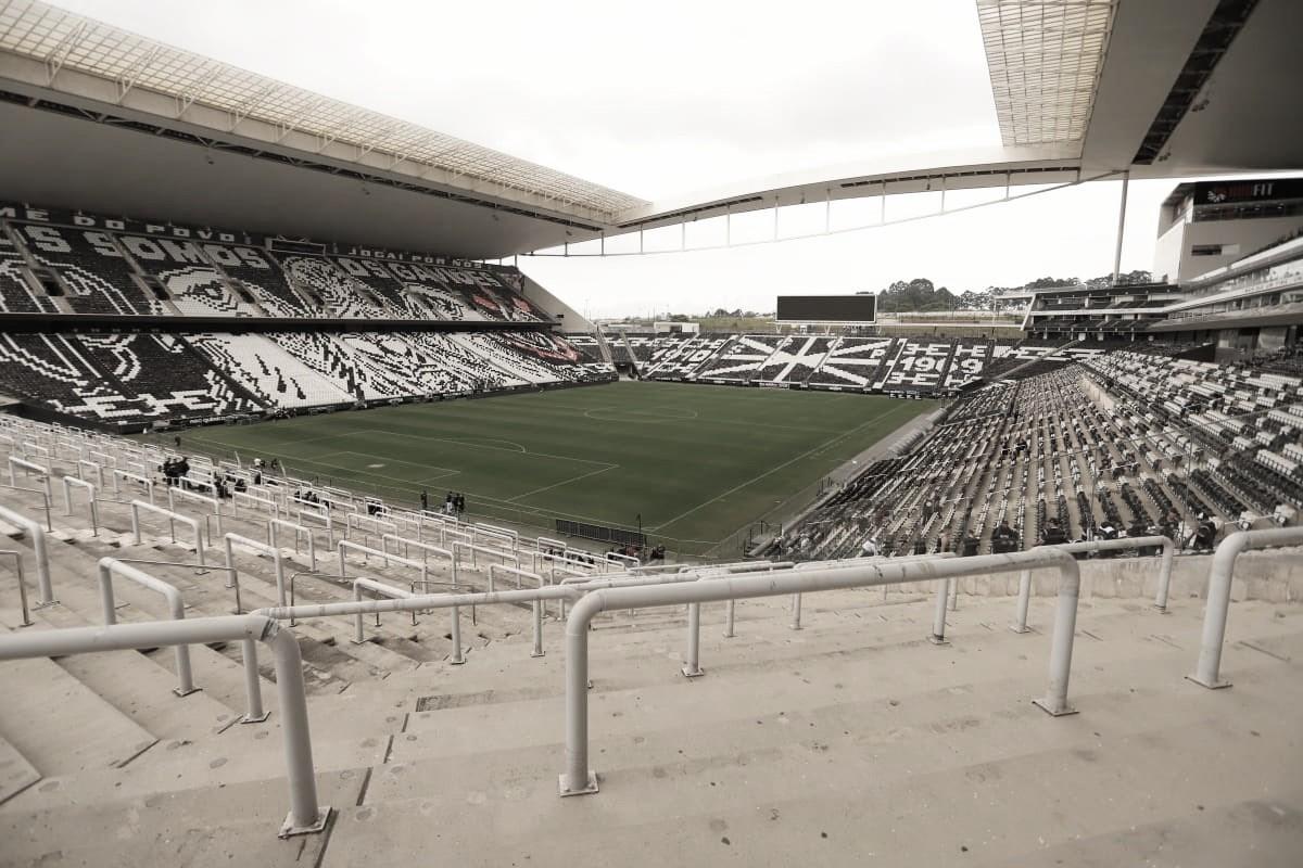 Corinthians encara time misto do Atlético-MG na Neo Química Arena