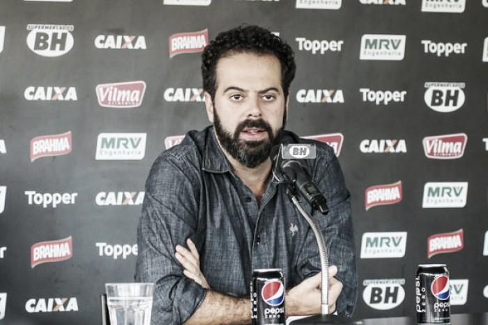 Após nova eliminação, Nepomuceno quer Atlético-MG de volta ao estilo 'Galo Doido'