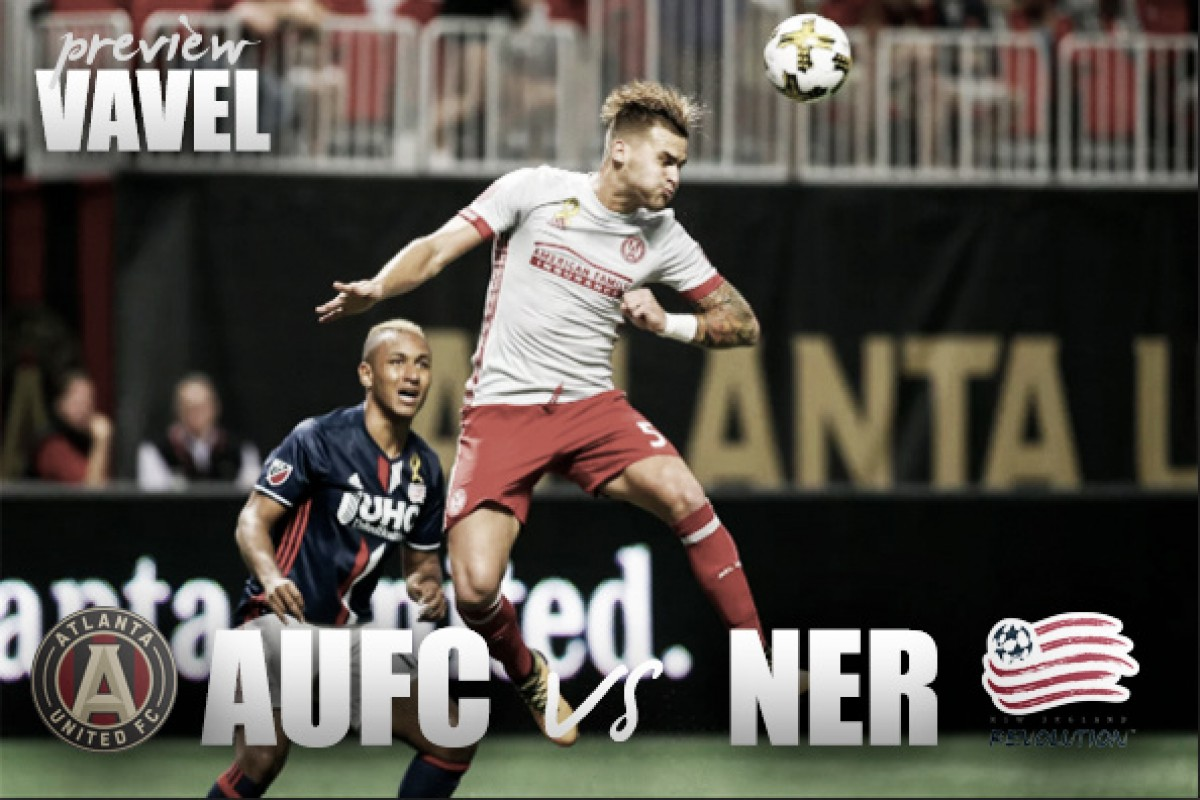 New England Revolution vs Atlanta United FC Preview