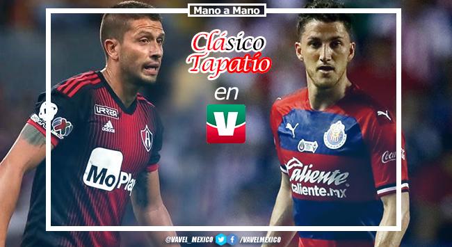 Mano a mano rumbo al Clásico Tapatío CL 20: Martín Nervo vs Hiram Mier