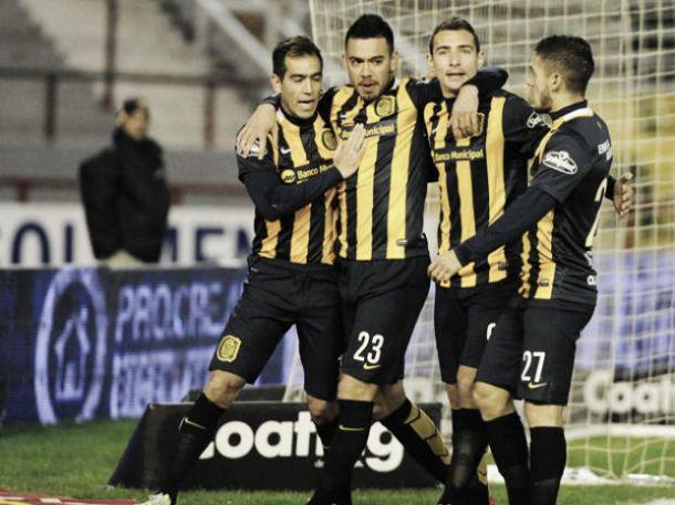 Aldosivi 1 - 3 Rosario Central: puntuaciones del 'Canaya'