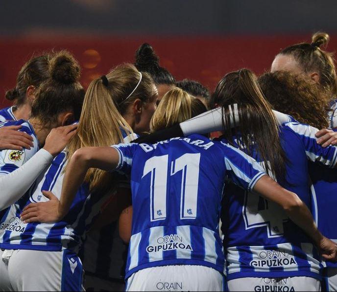 El 1 x 1 de la Real Femenino ante el Atlético