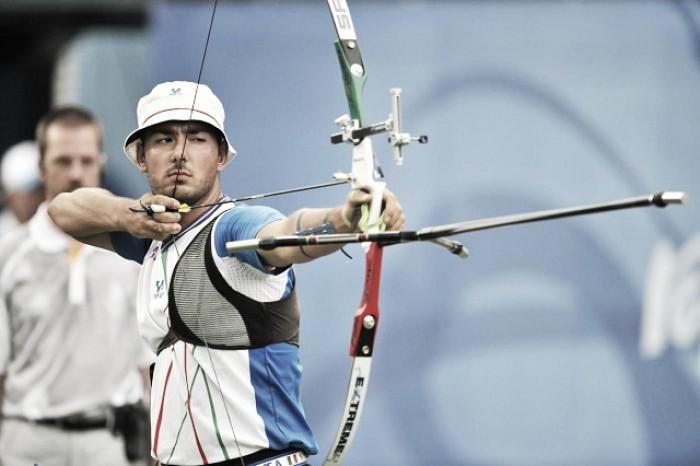 Rio 2016, tiro con l'arco: gara individuale, super Nespoli va ai quarti