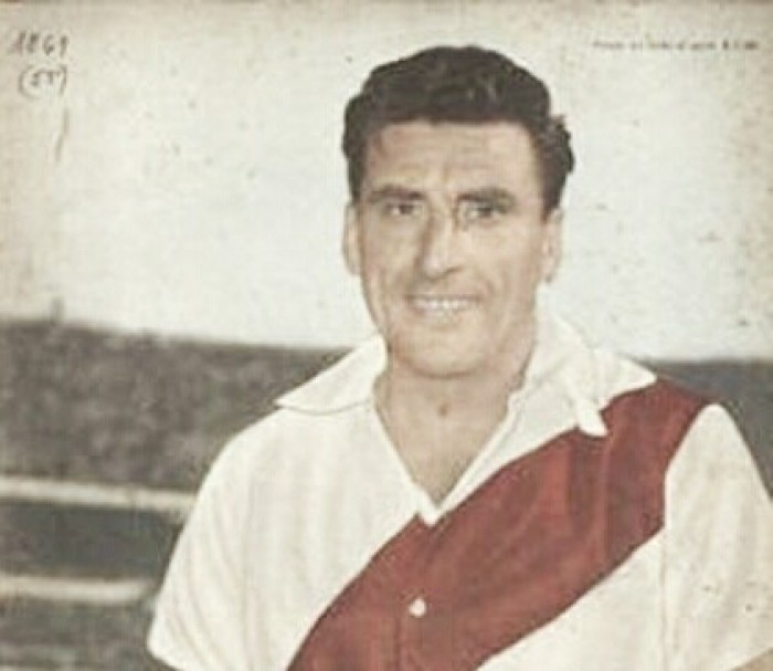 Pipo Rossi, una leyenda riverplatense