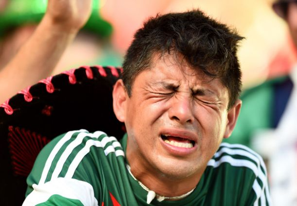 Dios es redondo, pero casi nunca le va a México